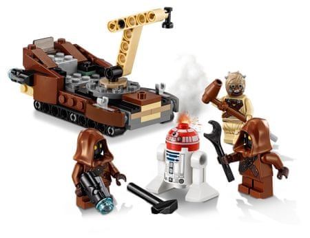 LEGO Star Wars 75198 Bojni komplet Tatooine