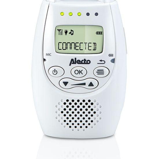 Alecto DECT niania elektroniczna Sowa dbx-84