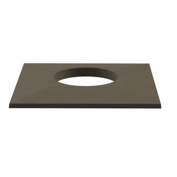 TECH TRADING GROUP Krycí deska - betonová DN 235 mm