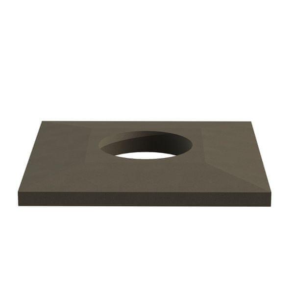 TECH TRADING GROUP Krycí deska - betonová DN 205 mm