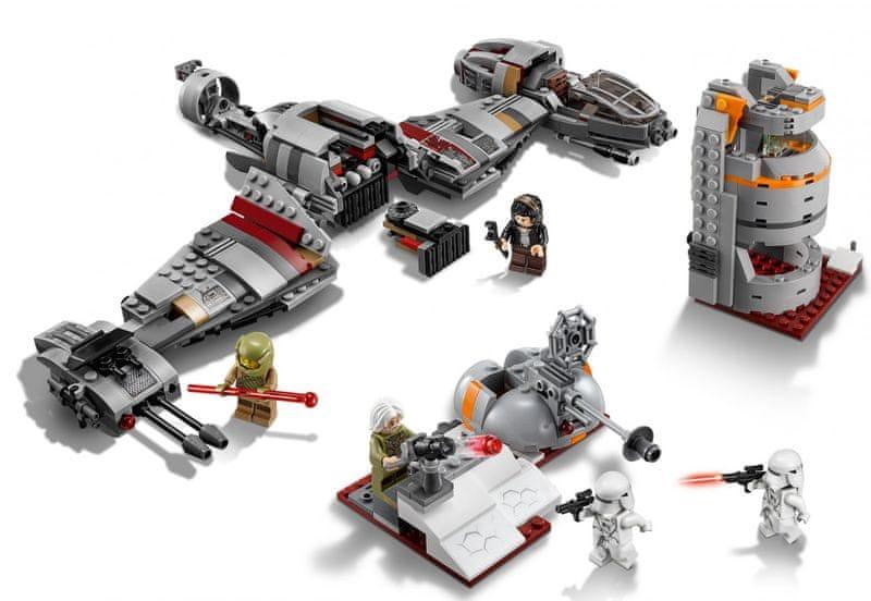 LEGO® Star Wars™ 75202 Obrana planety Crait™