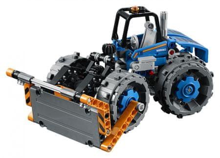 LEGO Technic 42071 Buldožerski stiskalnik - odprta embalaža