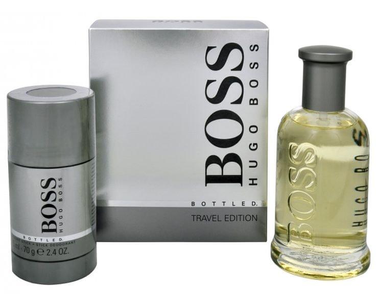 Hugo Boss Boss No. 6 - toaletní voda s rozprašovačem 100 ml + tuhý deodorant 75 ml