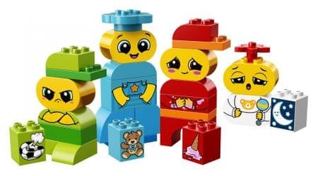 LEGO DUPLO® 10861 Moje první pocity