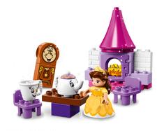 LEGO DUPLO® 10877 Bella a jej čajový večierok