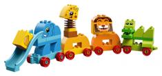 LEGO DUPLO® 10863 Môj prvý box so zvieratkami