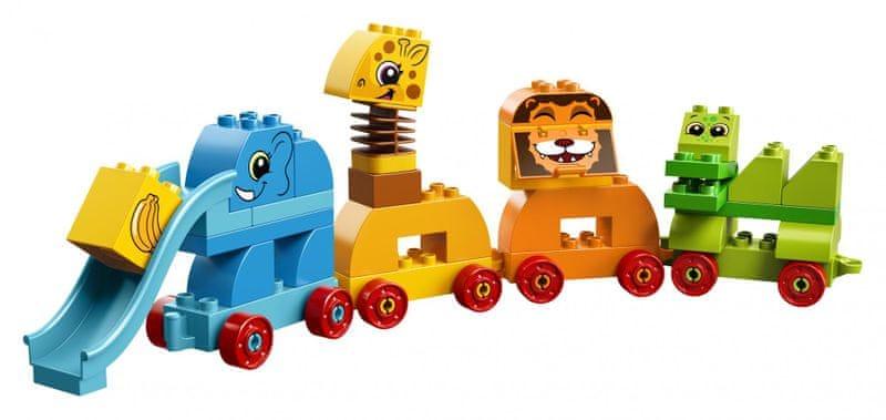 LEGO DUPLO® 10863 Můj první box se zvířátky