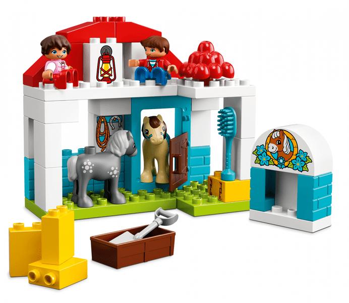 LEGO® DUPLO® 10868 Stáje pro poníka