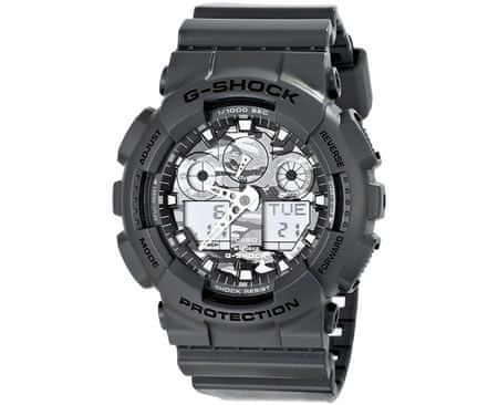 CASIO The G/G-SHOCK GA 100CF-8A