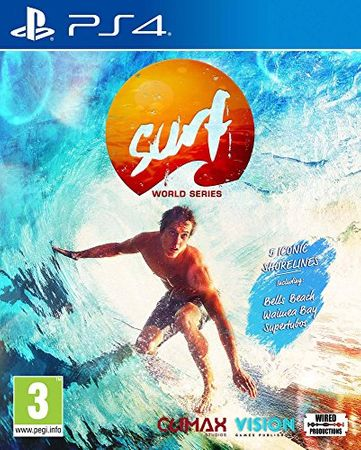 Wired Productions Surf World Series (PS4)