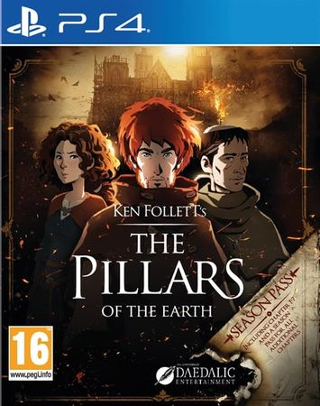 Kalypso The Pillars of the Earth (PS4)