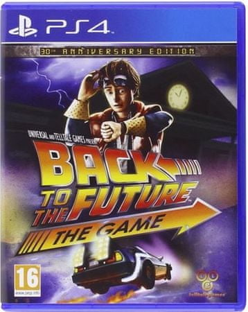 Telltale Back To The Future 30th Anniversary (PS4)