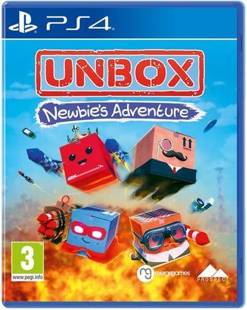 Prospect, Unbox: Newbie's adventure (PS4)