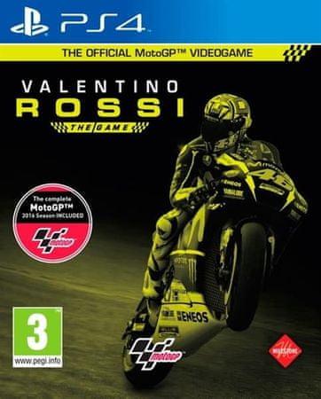 Millestone Valentino Rossi: The Game (PS4)