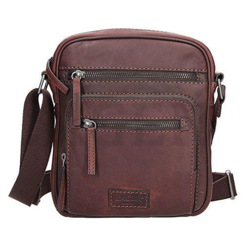 Lagen Pánská taška přes rameno 22399 BROWN