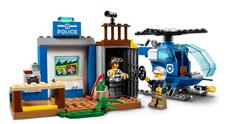 LEGO Juniors 10751 Preganjanje gorske policije