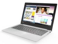 Lenovo prenosnik IdeaPad 120S Celeron N3450/4GB/64GB/14HD/W10H, siv (81A500BSSC)