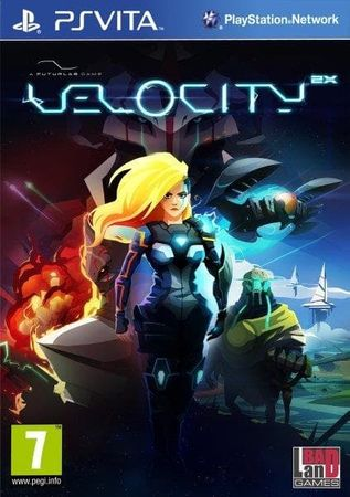 Badland Velocity 2X: Critical Mass Edition (PS Vita)