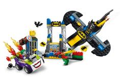 LEGO Juniors 10753 Jokerjev napad na Batvotlino