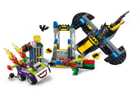 LEGO Juniors 10753 Joker™ útočí na jaskyňu Batmana