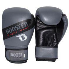 Boks rokavice Booster, sive