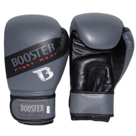 Boks rokavice Booster, sive 10 oz
