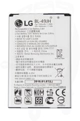 LG baterija BL-49JH, LG K4, original