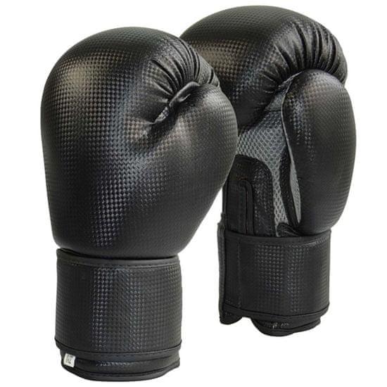 PHOENIX boksarske rokavice Carbon, črne