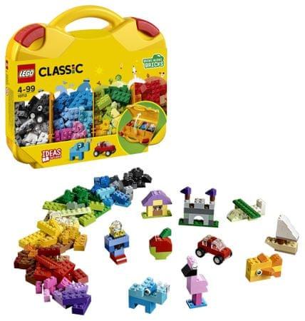 LEGO Classic 10713 Ustvarjalni kovček