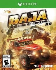 THQ Baja: Edge of Control HD (XBOX One)