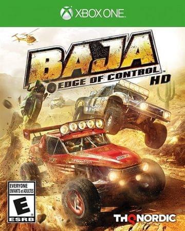 THQ Baja: Edge of Control HD (XBOX One)