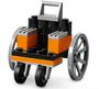 7 - LEGO Classic 10715 Klocki na kółkach