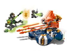 LEGO NEXO KNIGHTS™ 72001 Bojowy poduszkowiec Lance'a