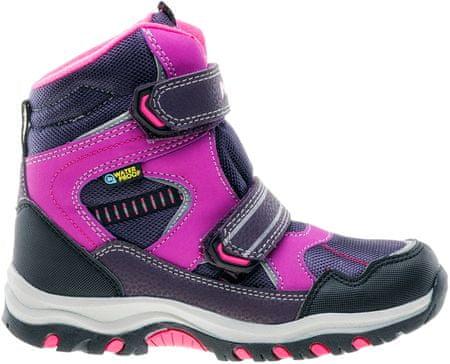 ELBRUS otroški čevlji Tamiko Mid, vijolična/roza, 35