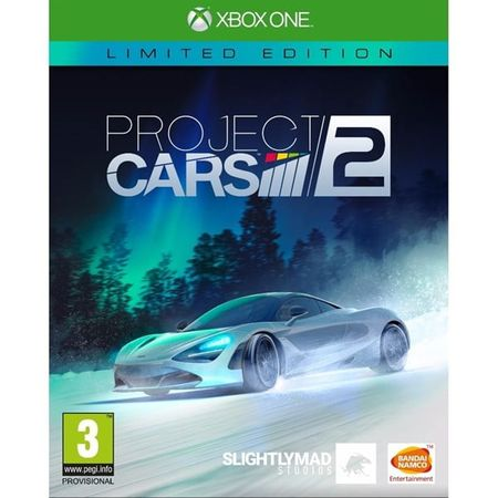 Bandai Namco Project Cars 2 Limited Edition (XBOXOne)