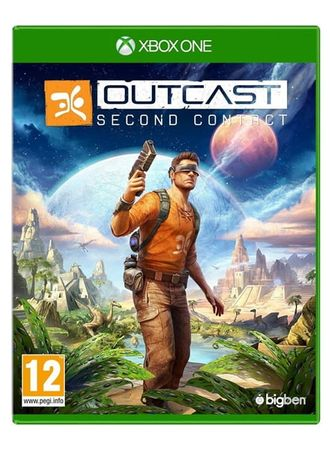 Bigben Outcast: Second Contact (XBOX One)