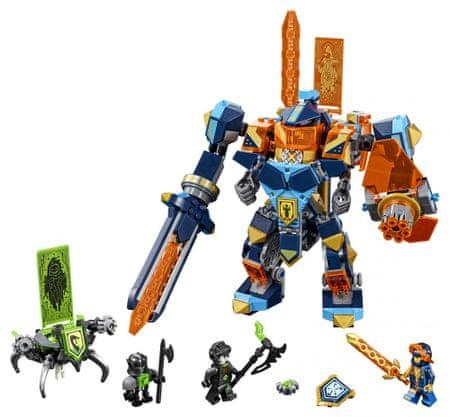 LEGO NEXO KNIGHTS 72004 Končni obračun tehnoloških čarodejev