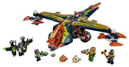 LEGO NEXO KNIGHTS 72005 Aaronov X-lok