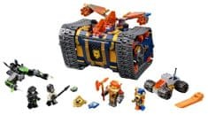 LEGO NEXO KNIGHTS 72006 Axlov kotalni arzenal