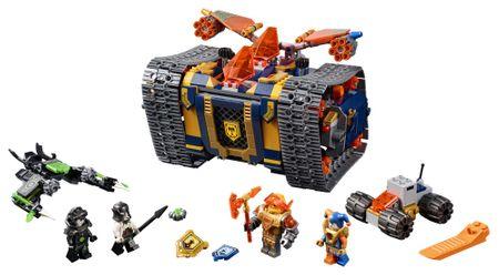 LEGO NEXO KNIGHTS™ 72006 Arsenał Axla