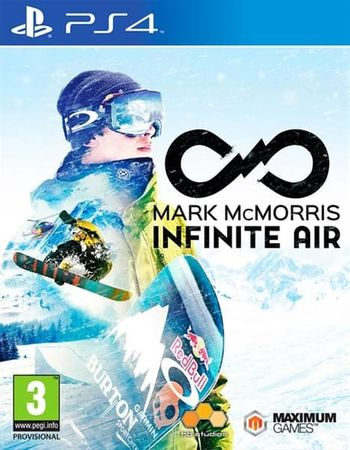 Maximus Games igra Mark McMorris Infinite Air (PS4)