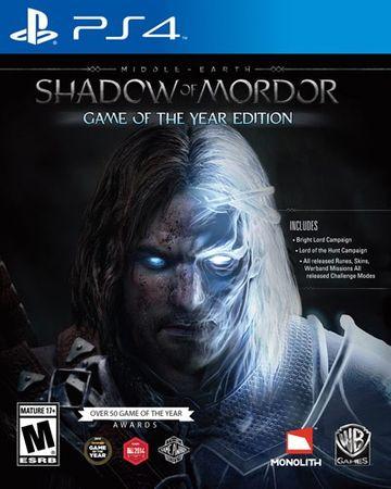 Warner Bros igra Middle Earth: Shadow of Mordor GOTY
