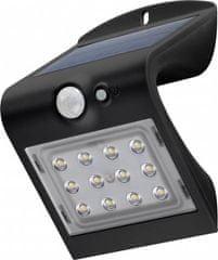 Goobay LED sončna stenska svetilka s senzorjem gibanja, 1,5 W
