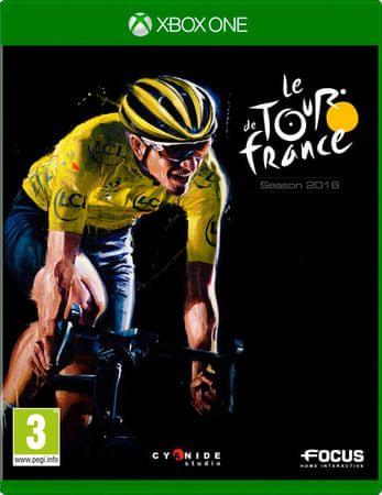 Focus Tour De France 2016 (XBOX One)