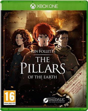 Kalypso The Pillars of the Earth (XBOX One)