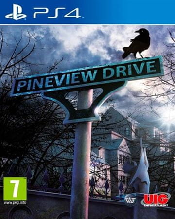 UIG Entertainment igra Pineview Drive (PS4)