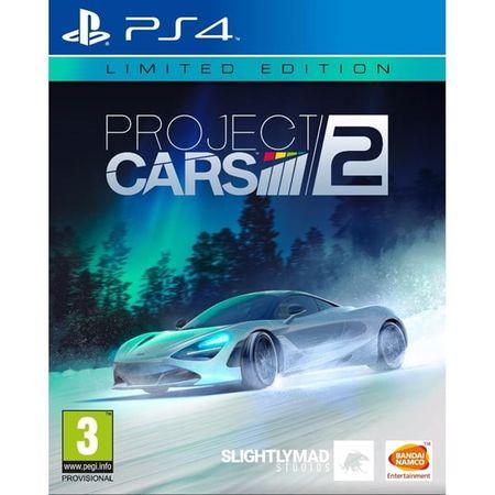 Bandai Namco igra Project Cars 2 LE (PS4)
