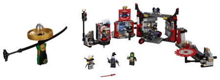LEGO Ninjago™ 70640 - G.F. Központ