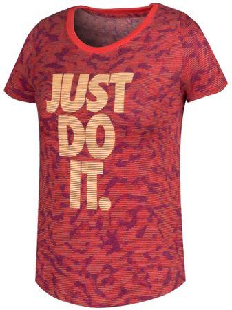 Nike otroška majica NSW Tee Tri SCP Tigress AOP, M