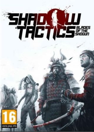 Kalypso igra Shadow Tactics: Blades of the Shogun PS4